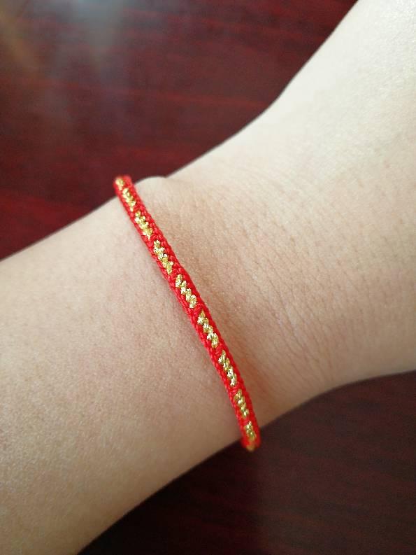 中国结论坛 红绳手链  作品展示 215706yqalzu0aaleuadto