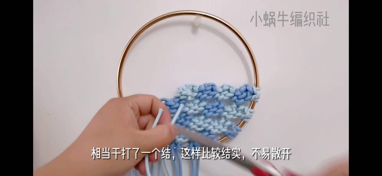 中国结论坛 碧浪挂环 碧浪和当妮哪个好用,手工编织中国风挂件,为什么碧浪洗衣粉贵,冰棍棒和绳结做装饰 图文教程区 135611yajnrwroodawc4w4