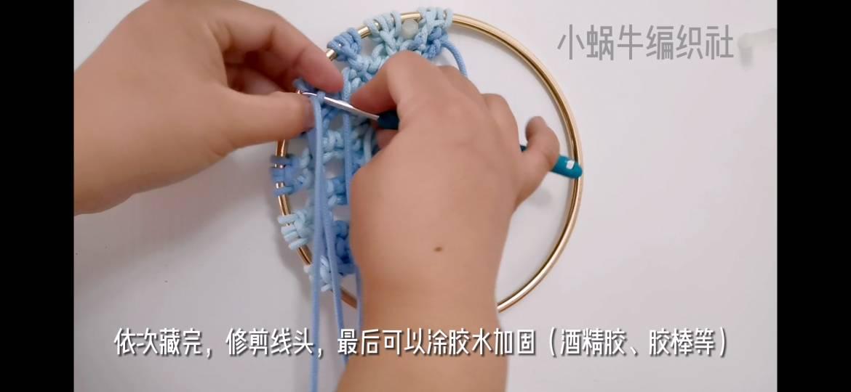 中国结论坛 碧浪挂环 碧浪和当妮哪个好用,手工编织中国风挂件,为什么碧浪洗衣粉贵,冰棍棒和绳结做装饰 图文教程区 135612htunefp7pkrftfl3