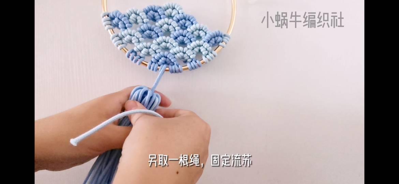中国结论坛 碧浪挂环 碧浪和当妮哪个好用,手工编织中国风挂件,为什么碧浪洗衣粉贵,冰棍棒和绳结做装饰 图文教程区 135612jw9a040ggjd94jr0