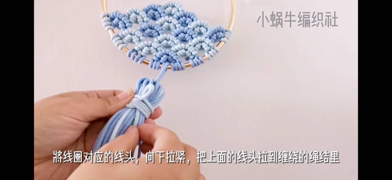 中国结论坛 碧浪挂环 碧浪和当妮哪个好用,手工编织中国风挂件,为什么碧浪洗衣粉贵,冰棍棒和绳结做装饰 图文教程区 135617peejau8whwr8h11z