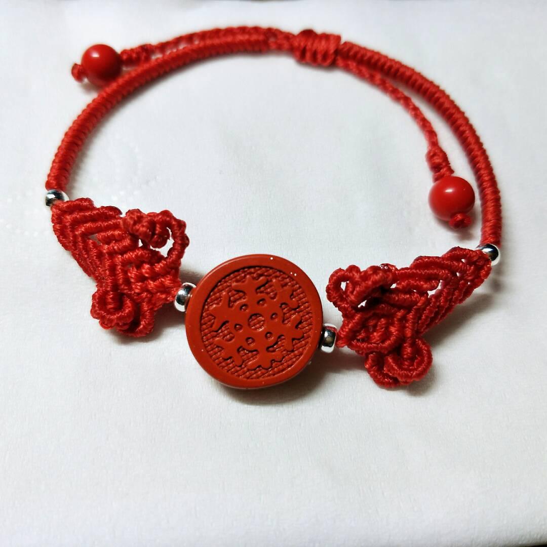 中国结论坛 红绳。要过年了。 过年为什么要带红绳,开春系红绳是为什么,为什么要戴红绳 作品展示 082103exalz011qee1e11k