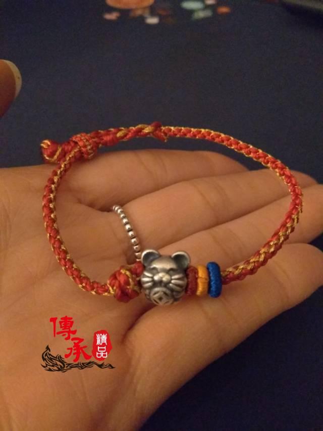 中国结论坛 鼠你有钱手绳  作品展示 073534ki44v41cy43412yj