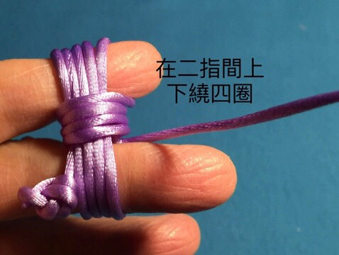 中国结论坛 猴拳結球的編織,用缐長度看線的組細約100cm左右  图文教程区 004211yzsaaxdpgtntzgzn