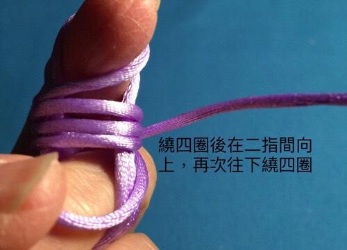 中国结论坛 猴拳結球的編織,用缐長度看線的組細約100cm左右  图文教程区 004214erhh8983i2io2wpw