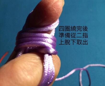 中国结论坛 猴拳結球的編織,用缐長度看線的組細約100cm左右  图文教程区 004217jsn88ij2l782yskk