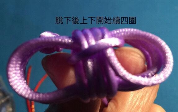 中国结论坛 猴拳結球的編織,用缐長度看線的組細約100cm左右  图文教程区 004222fk6mkpgngfgugjmj
