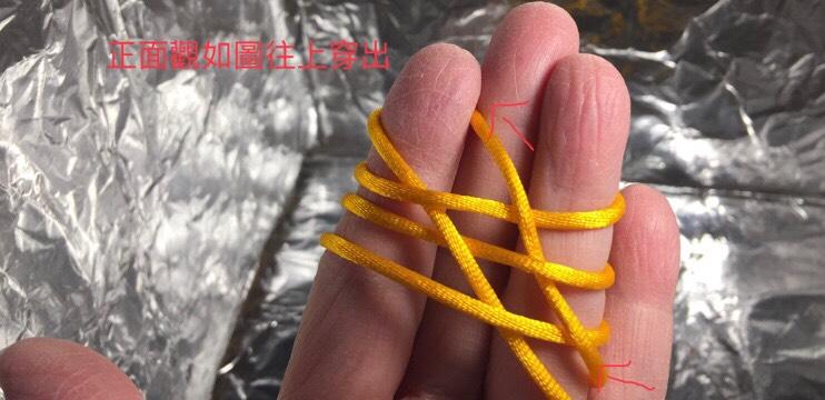 中国结论坛 簡單做球的穿法!用缐長度約200 cm  图文教程区 004328cd33cwtwetvt2653
