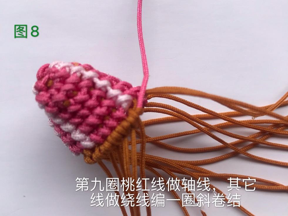 中国结论坛 戴帽子的女娃娃教程  图文教程区 133043dvoovu5bo1byusc5