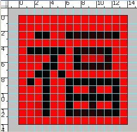 中国结论坛 福字新年红珍珠手绳  附上自制的福字字板  作品展示 105849s1dkirz17hqdkih7