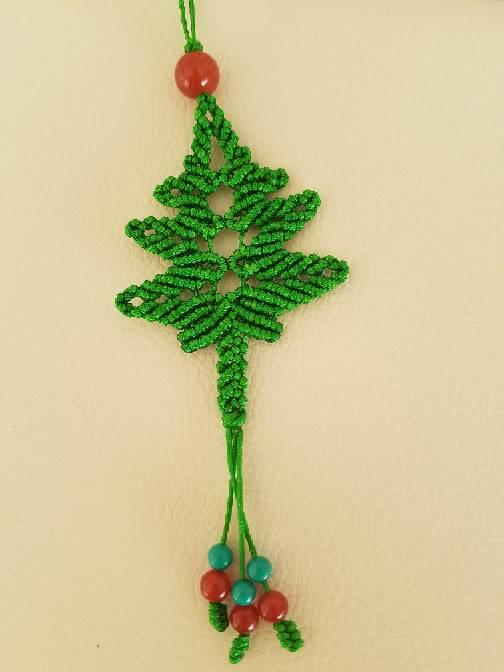 中国结论坛 照着编个圣诞树 绳编圣诞树教程,圣诞树编织制作视频,怎么编织圣诞树,圣诞树的编织图解,绳编圣诞树 作品展示 151733iswht2929baw3h59