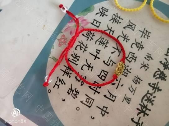 中国结论坛 手链  作品展示 073317ambfnes6iysb7p22