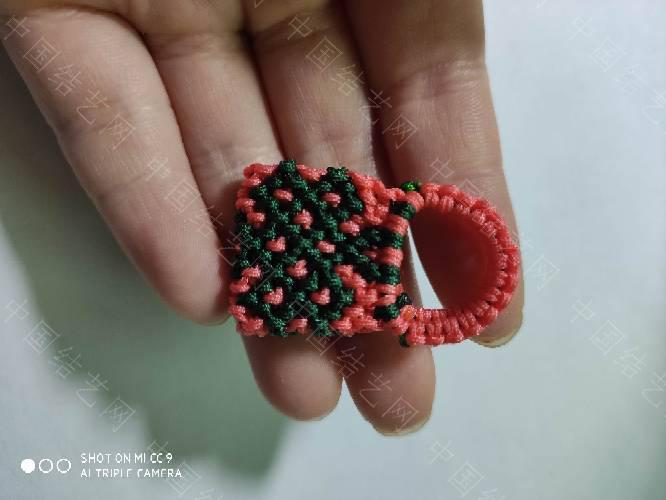 中国结论坛 斜卷结小包包 斜卷结包包的编法图解,绳编手提包的制作方法,绳子编包包的详细教程 作品展示 144534qya2j9f492y1nzcw