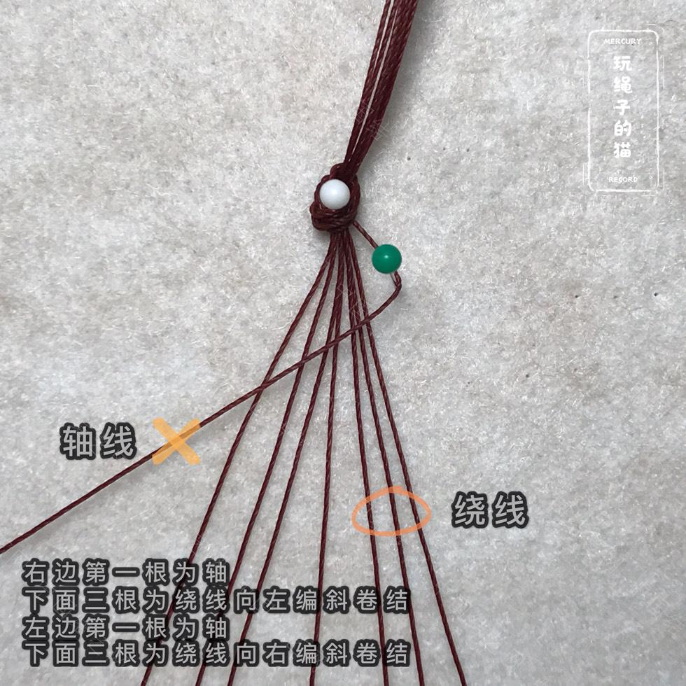 中国结论坛 Macrame手链 太阳光芒手链(图文教程) 手链,教程,凯尔特结各种含义,凯尔特心结手链,凯尔特心形手链 图文教程区 162841c8piecctce8unnew