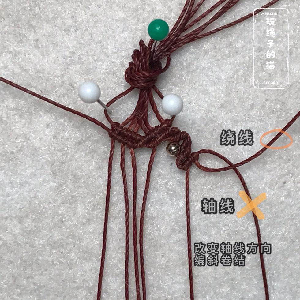 中国结论坛 Macrame手链 太阳光芒手链(图文教程) 手链,教程,凯尔特结各种含义,凯尔特心结手链,凯尔特心形手链 图文教程区 162857cm667pcmbt7bydgo