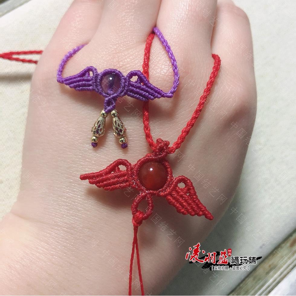 中国结论坛 小天使手链  作品展示 181443lpa5arqfzd6ht6m5