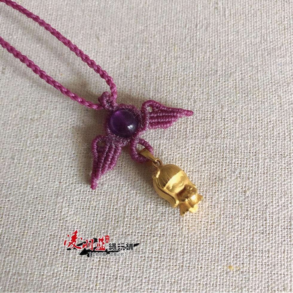 中国结论坛 小天使手链  作品展示 181444z1teonywoqkkyhso