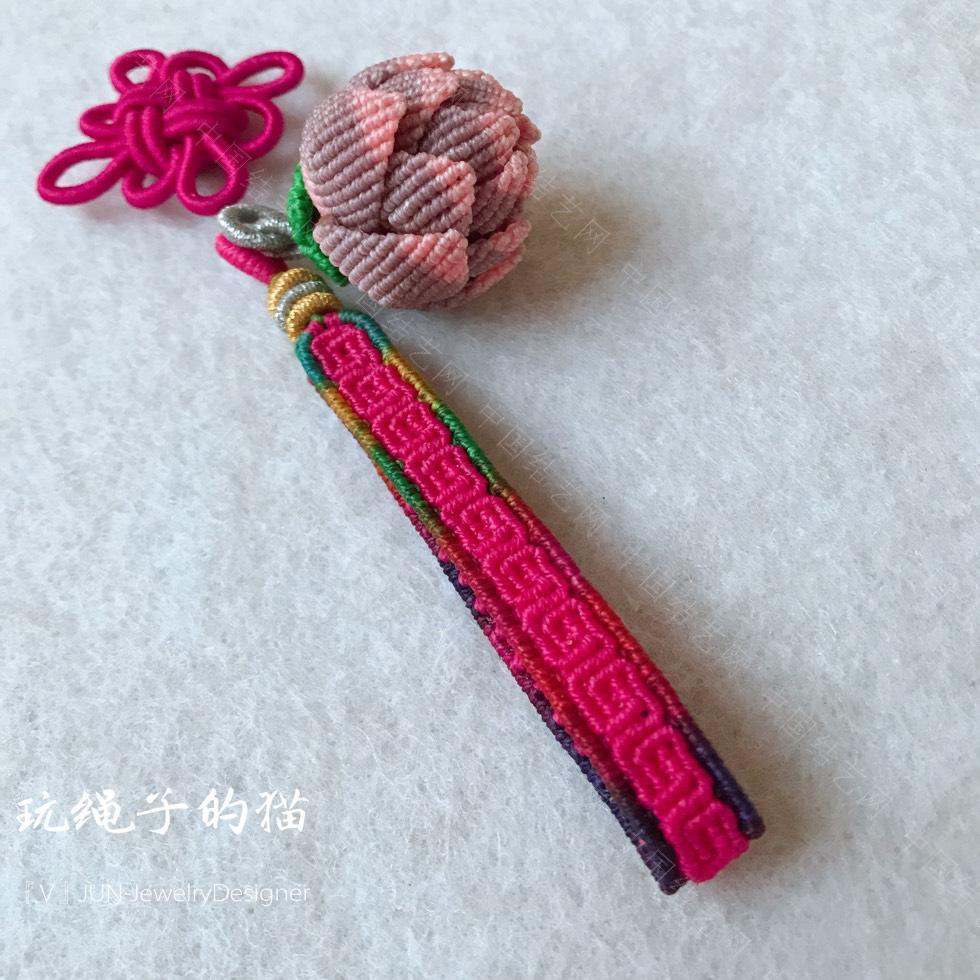 中国结论坛 Macrame挂绳 回纹图案挂绳/手链(图文教程)  图文教程区 200129ms9s8pkpe8sp5e5z