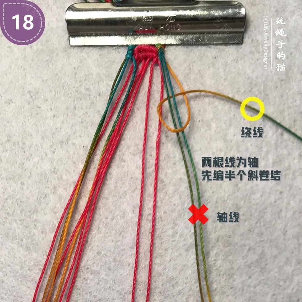 中国结论坛 Macrame挂绳 回纹图案挂绳/手链(图文教程)  图文教程区 200147nv62o5xwkj4pvgvx
