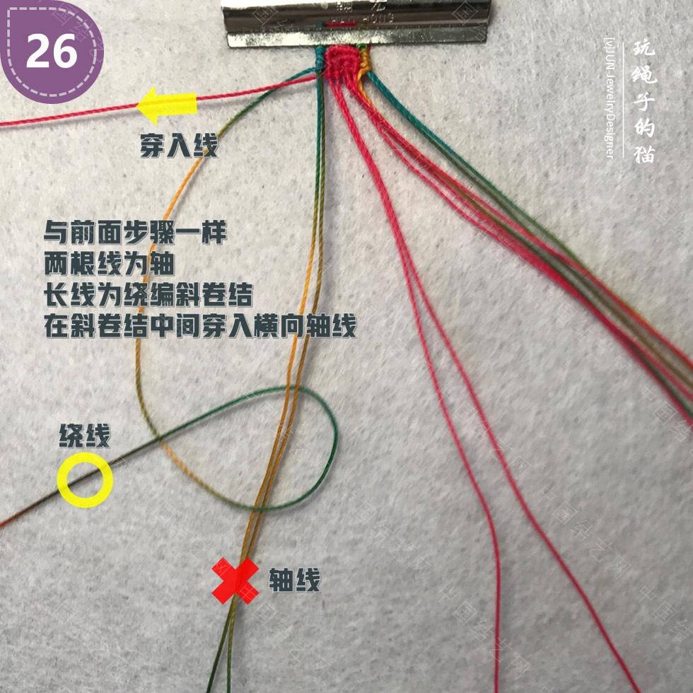 中国结论坛 Macrame挂绳 回纹图案挂绳/手链(图文教程)  图文教程区 200152cj051a28k08ba1ib