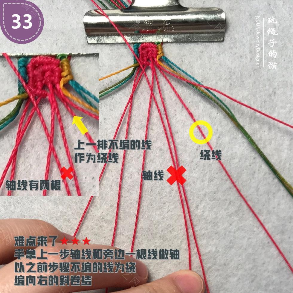 中国结论坛 Macrame挂绳 回纹图案挂绳/手链(图文教程)  图文教程区 200157wnehq8hqh8qvhh8u