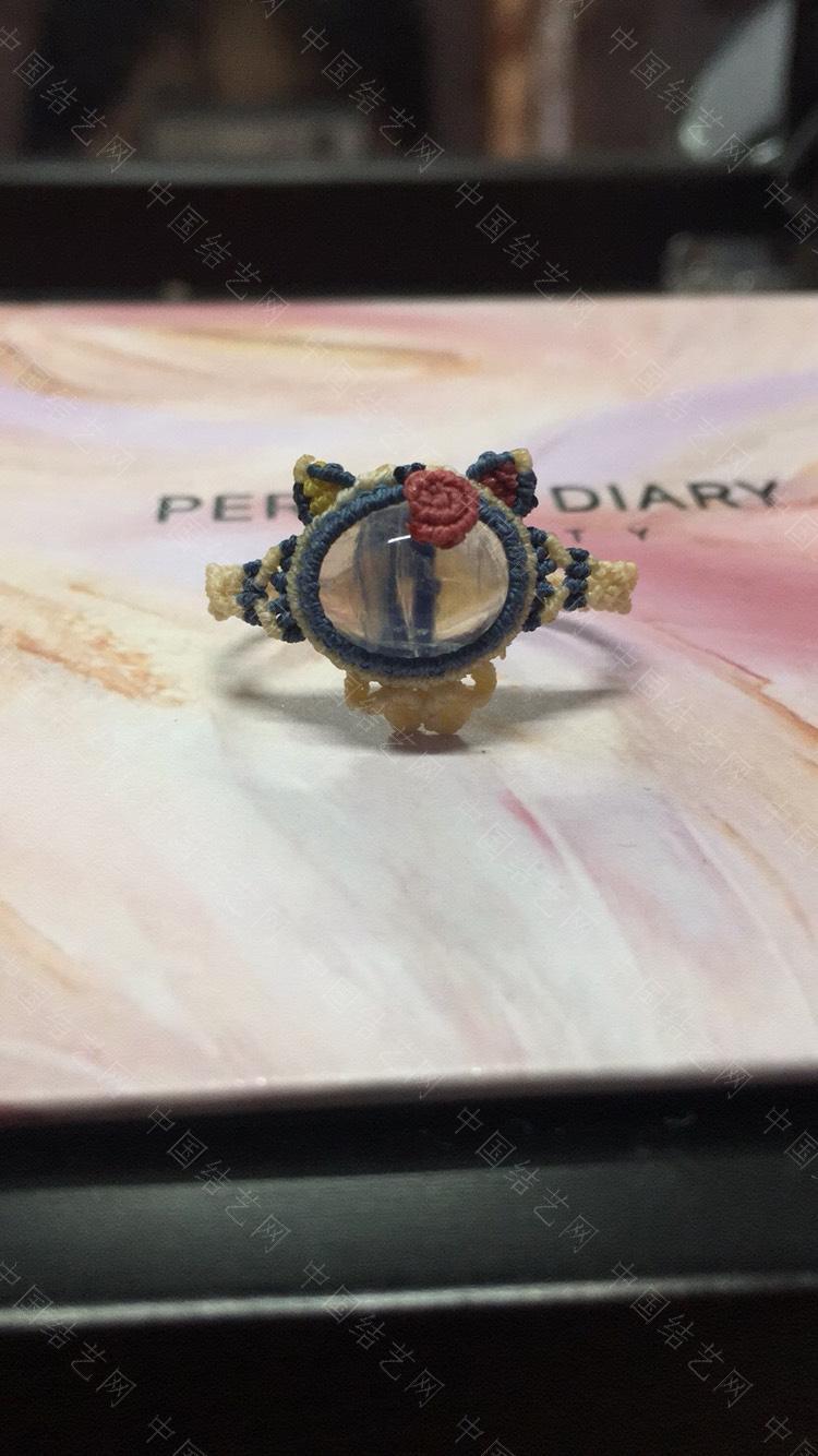 中国结论坛 做了个小戒指  作品展示 143705v0dy08eiiiyhy6vb