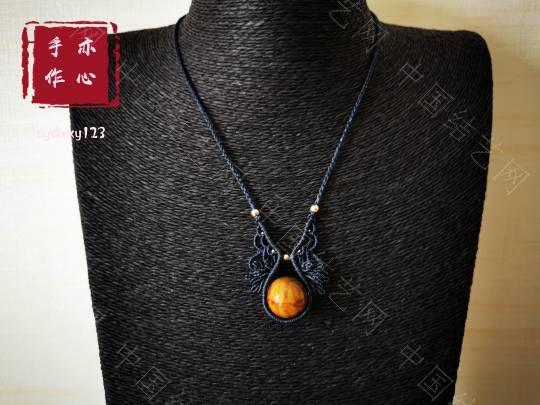 中国结论坛 单珠锁骨链  作品展示 125653lcsgb8a87wfqzqdw