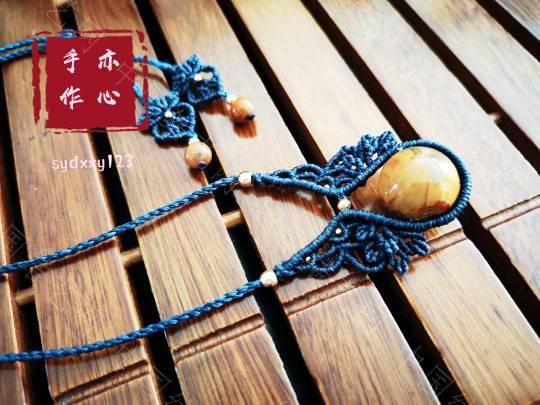 中国结论坛 单珠锁骨链  作品展示 125654yhx6day1s8sxf8j1
