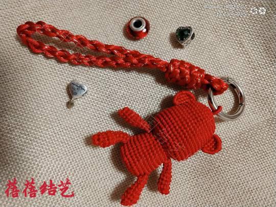 中国结论坛 学习璇啭老师的暴力熊  作品展示 220234z7j0nyelr77vvv1o