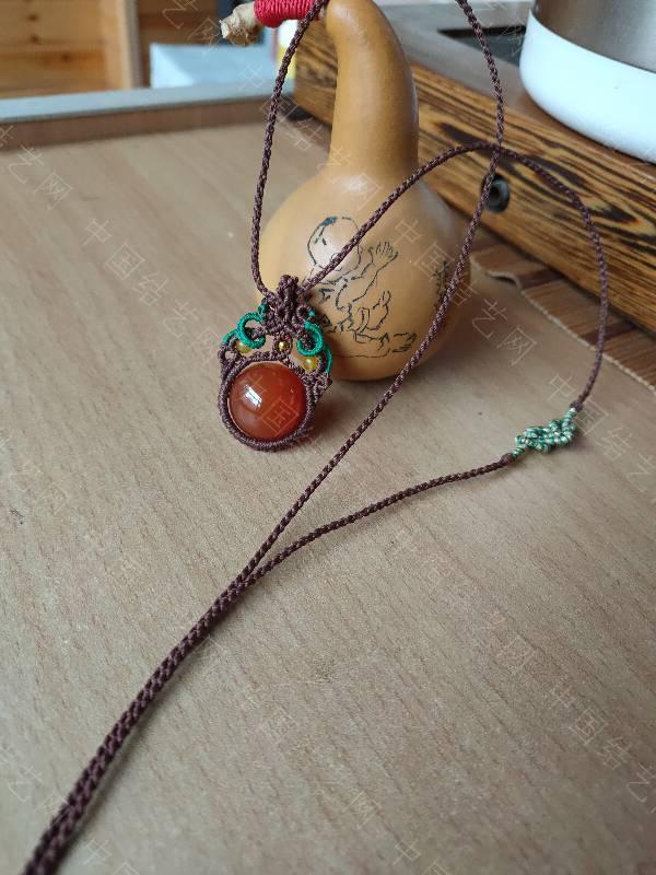 中国结论坛 大珠子项链  作品展示 175242g239xujh1iijui55