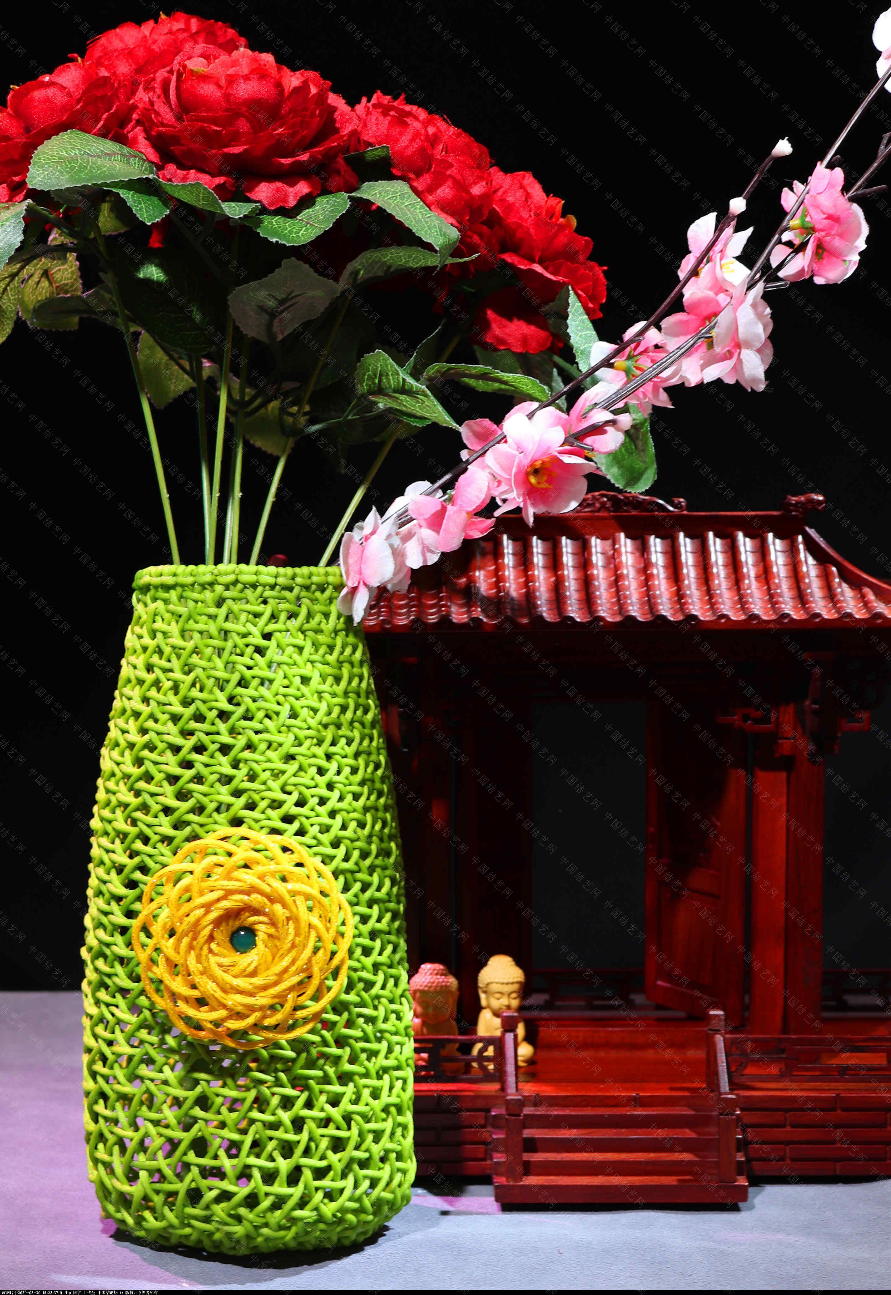 中国结论坛 花股结花瓶 花瓶,花瓶图案,大花瓶,花瓶姑娘,花瓶什么意思 作品展示 152225zftttgtesjyx15aw