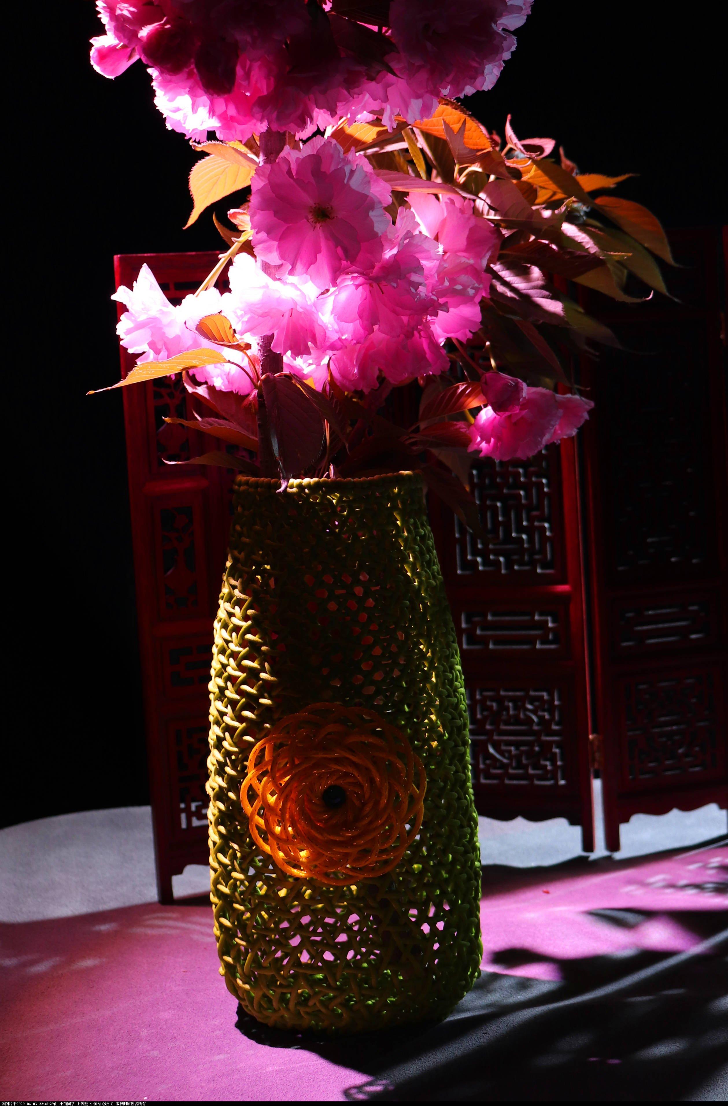 中国结论坛 花股结花瓶 花瓶,花瓶图案,大花瓶,花瓶姑娘,花瓶什么意思 作品展示 224623y65dt867n6kzddcn