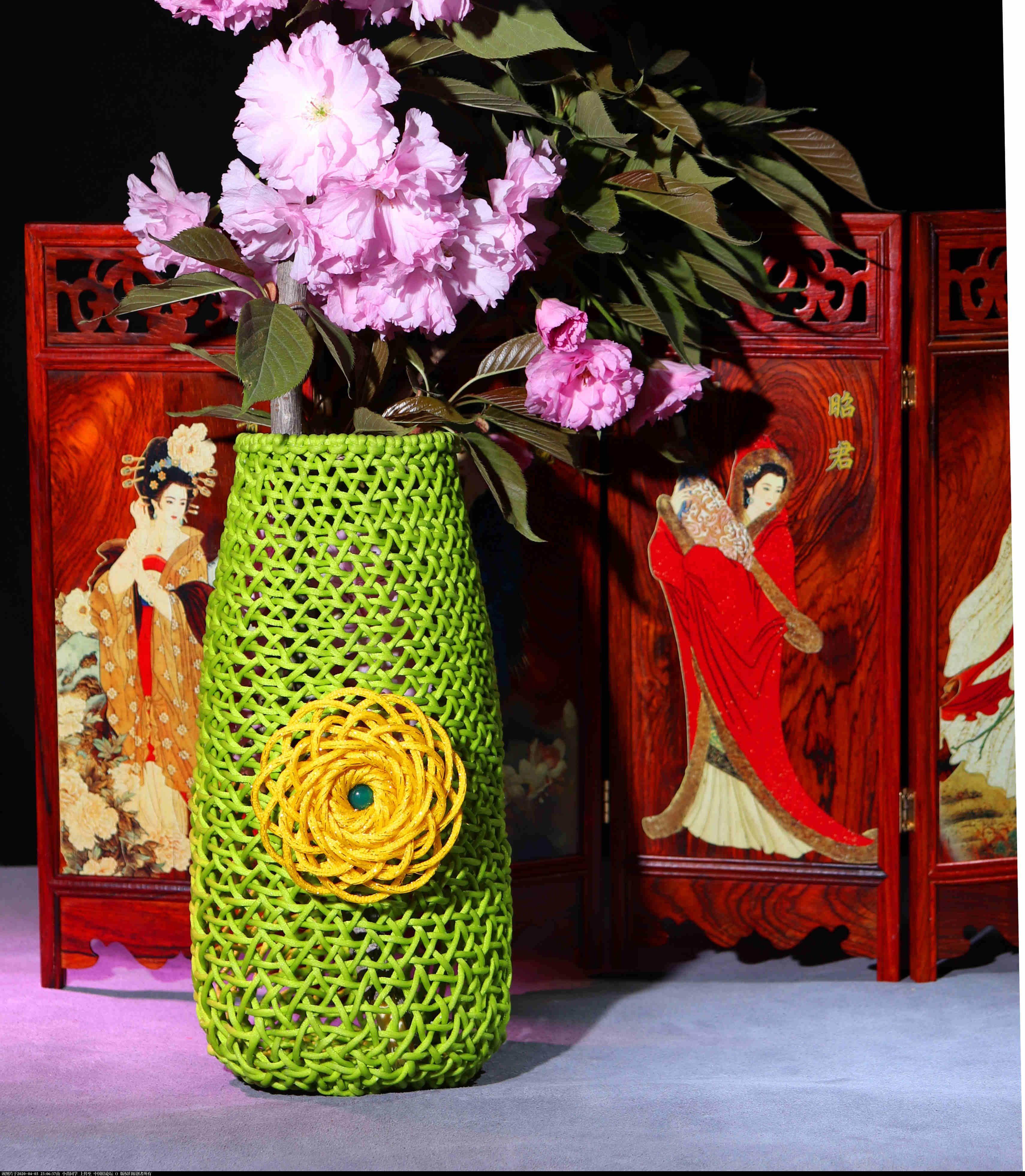 中国结论坛 花股结花瓶 花瓶,花瓶图案,大花瓶,花瓶姑娘,花瓶什么意思 作品展示 230629rtuigi5gs775t85r