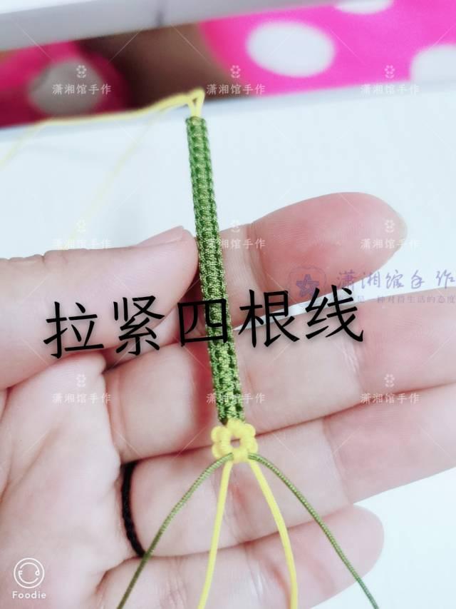 中国结论坛 向日葵手绳 向日葵,手绳,向日葵花瓣编绳教程,绳结编织向日葵,怎么用编绳编向日葵 图文教程区 233159z9ds9v2999h99h1y