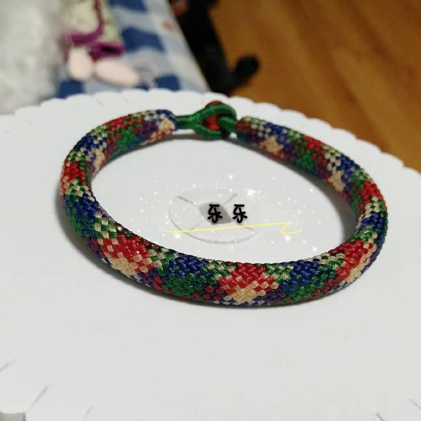 中国结论坛 最近学习的盘编手绳 手绳,学习,最近 作品展示 081447rn3frfnof252uunn