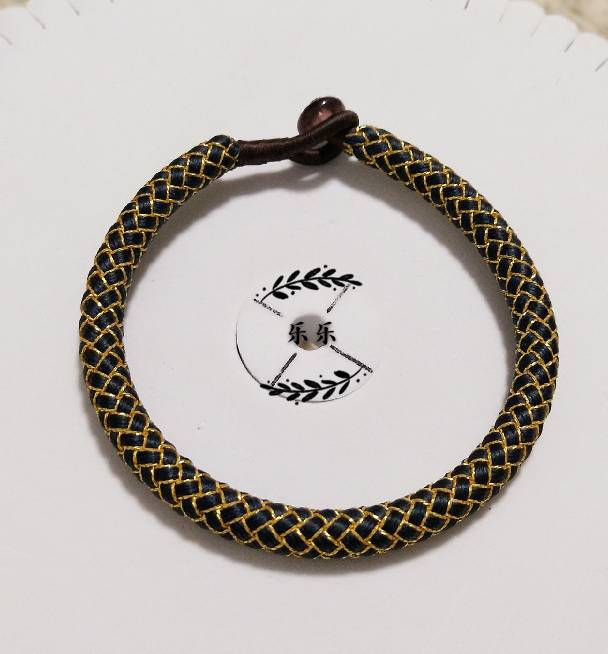 中国结论坛 最近学习的盘编手绳 手绳,学习,最近 作品展示 081447sexeo7oejj3jj99j