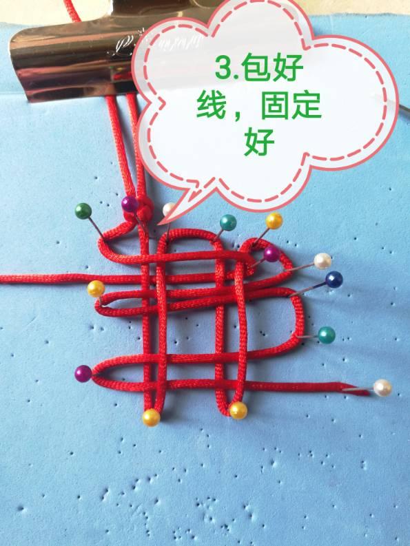 中国结论坛 二道盘长结 二回盘长结编织步骤,二回盘长结详细图解,十道盘长结教程图解 图文教程区 200826rork5wrdyvr2dbyy