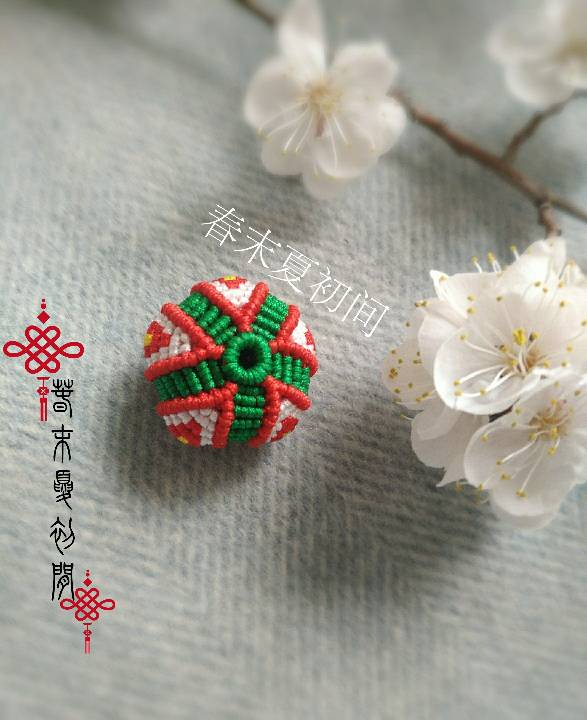 中国结论坛 香包挂件  图文教程区 122155uzdieep5q5u784id