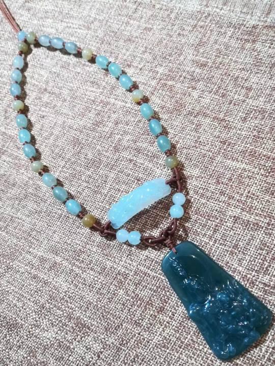 中国结论坛 实用项链系列 珍珠一个一个打结图解 作品展示 110118ir9cw3alz0jlscwc