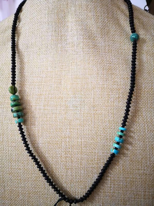 中国结论坛 实用项链系列 珍珠一个一个打结图解 作品展示 110121wf181xvf42pj2zxn