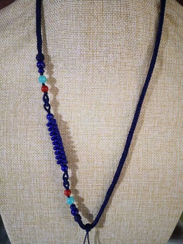 中国结论坛 实用项链系列 珍珠一个一个打结图解 作品展示 110124p4f8cwzwij3oojwd