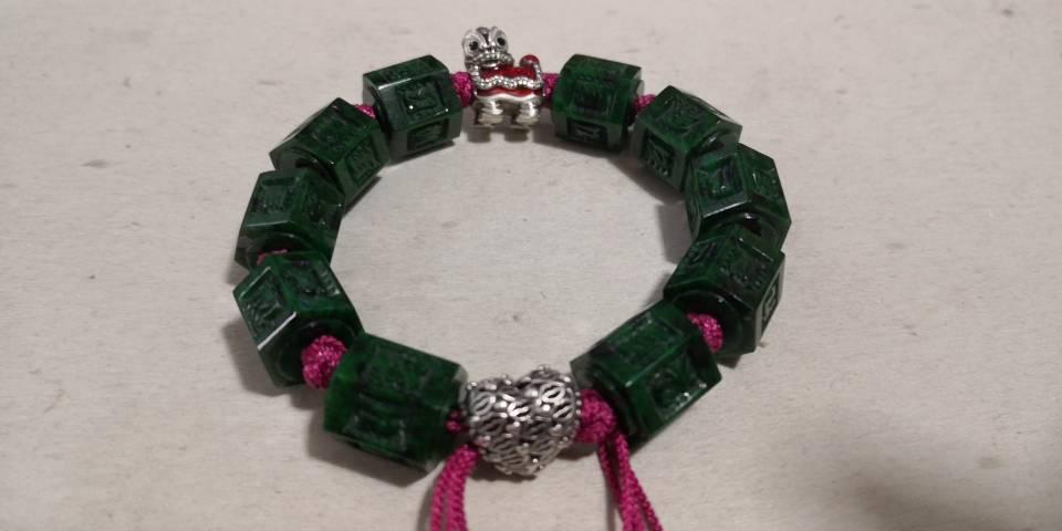 中国结论坛 手绳系列 手绳怎么戴在手上图解,二根绳子编手绳简单,手绳用蜡线还是玉线,一根绳子怎么编手绳,手把件的绳如何编 作品展示 111701e3izf03dx302yp26