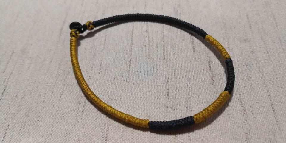 中国结论坛 手绳系列 手绳怎么戴在手上图解,二根绳子编手绳简单,手绳用蜡线还是玉线,一根绳子怎么编手绳,手把件的绳如何编 作品展示 111702j7g78ozgdgo2gnt2