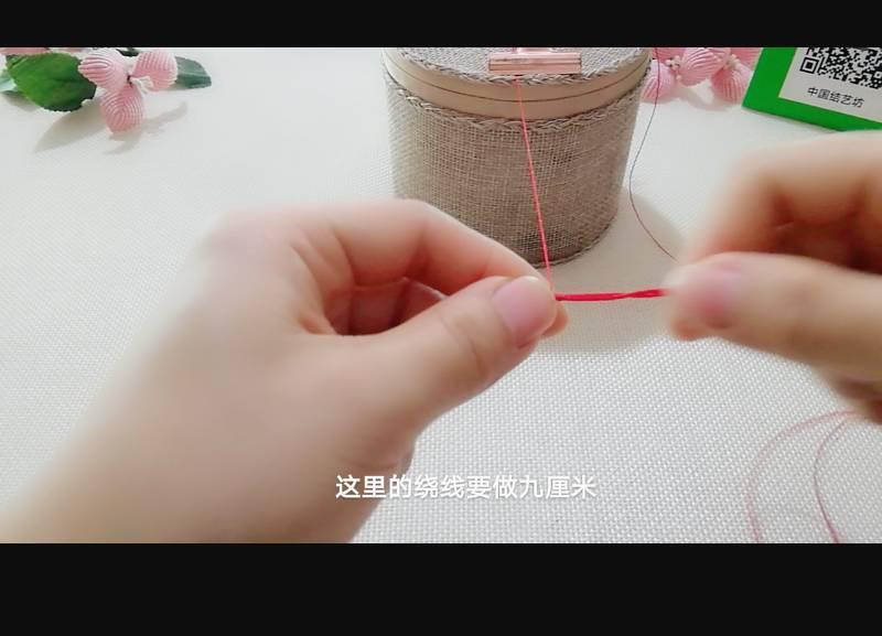 中国结论坛 雀头结变化与十字吉祥结组合手绳 双排雀头结编法,双向雀头结编法图解,一根绳子编法大全简单,雀头结手链编法,雀头结手绳 图文教程区 185002me2pskms2pafa5k4