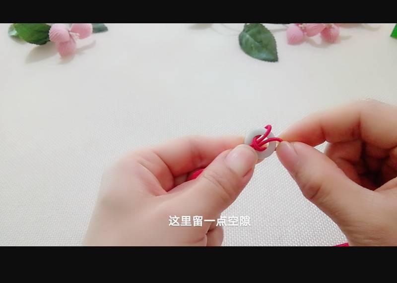 中国结论坛 雀头结变化与十字吉祥结组合手绳 双排雀头结编法,双向雀头结编法图解,一根绳子编法大全简单,雀头结手链编法,雀头结手绳 图文教程区 185004y2g41714iu1ub2r7