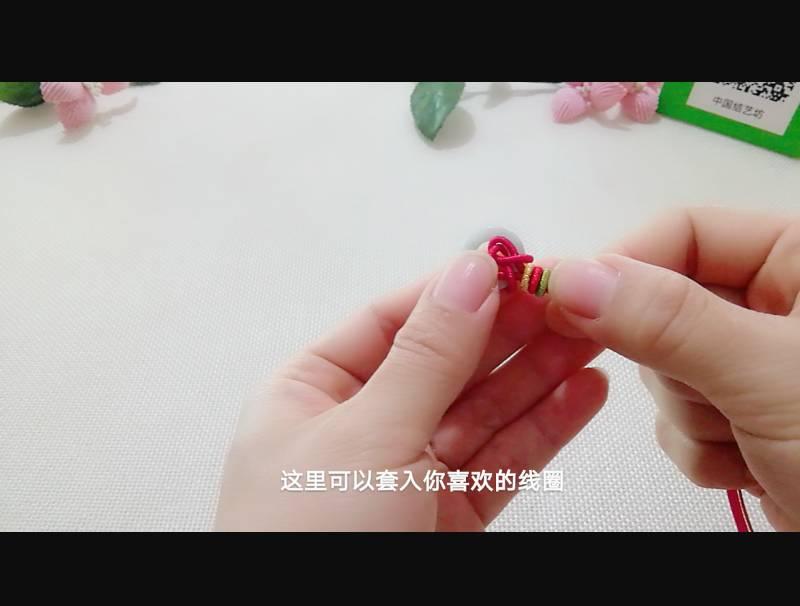 中国结论坛 雀头结变化与十字吉祥结组合手绳 双排雀头结编法,双向雀头结编法图解,一根绳子编法大全简单,雀头结手链编法,雀头结手绳 图文教程区 185009hgiibdf72c8f7cf1