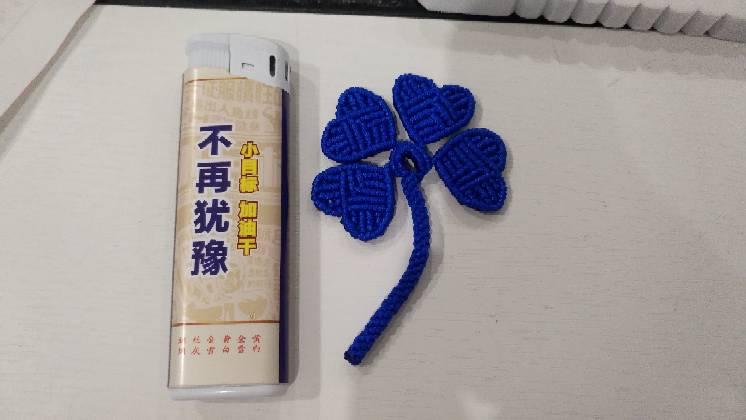 中国结论坛 四叶草书签 四叶草,书签,四叶草书签折法,十二星座书签折法,独一无二的书签 作品展示