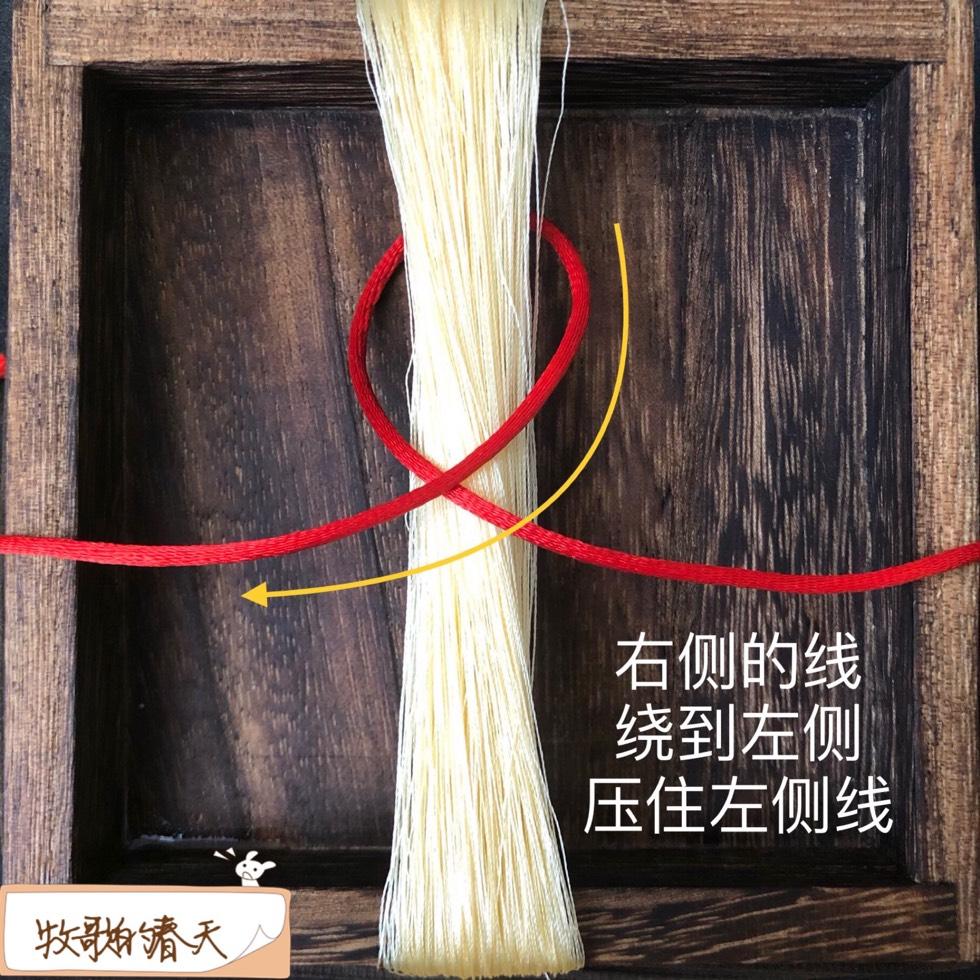 中国结论坛 绑紧流苏的方法 挂件流苏打结方法,流苏挂绳怎么系,如何把流苏接到手串上,穗子怎么绑到中国结上,印章如何挂流苏 图文教程区 143349mm48smn4vmmdhggn