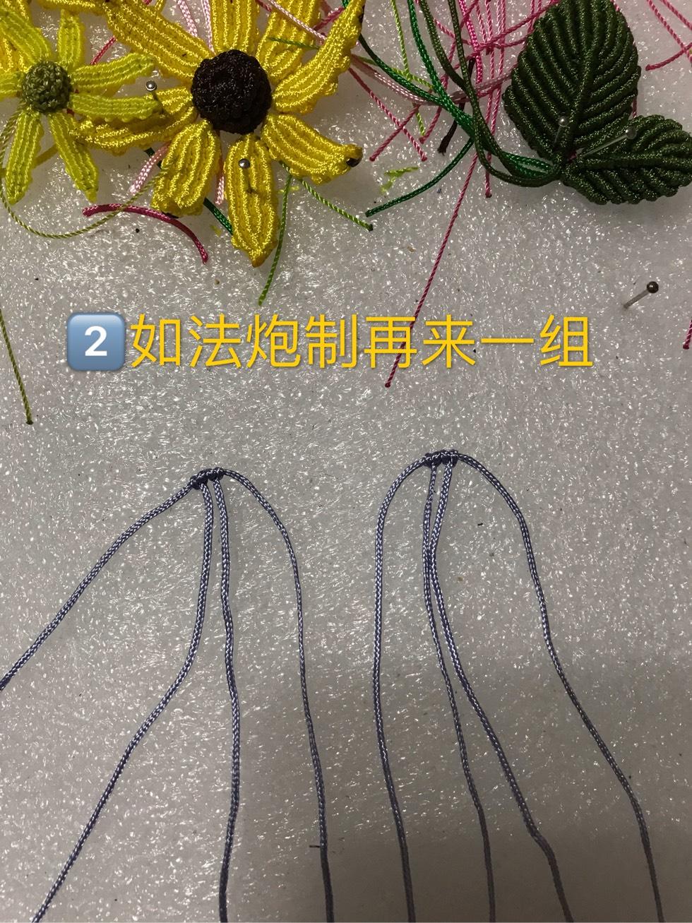 中国结论坛 遇见 (胸针)  图文教程区 222853dbowhboof022bcfj