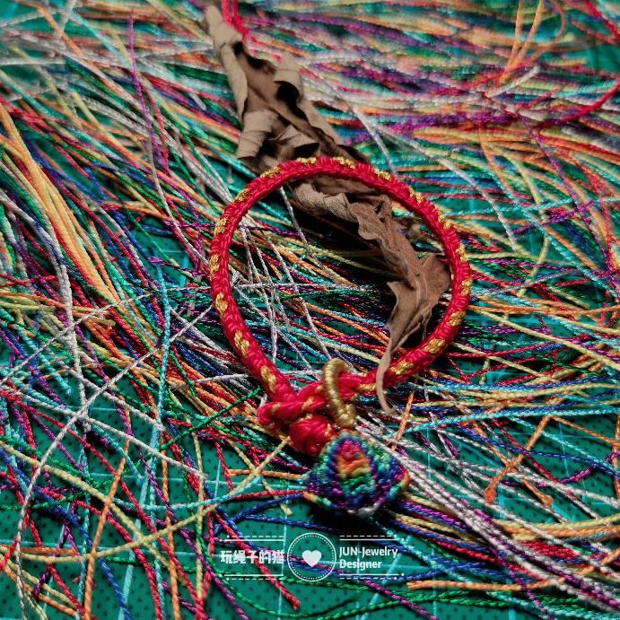 中国结论坛 端午节幻彩小粽子+五彩绳 五彩线可以长期戴吗,五色线手链编法,五彩绳粽子编法图解,五彩绳怎么系手上图解 作品展示 153951o6n58al05n8n6cz5